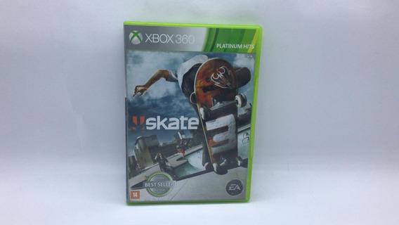Skate 3 - Xbox 360 - Midia Fisica Em Cd Original