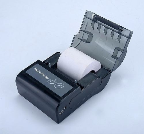 Mini Impressora Termica Bluetooth 58mm Pedido Cupom Aposta