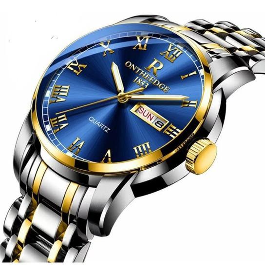 Relógio Ontheedge - Frete Grátis
