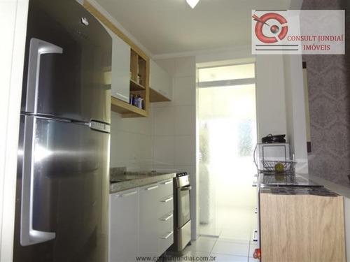 Imagem 1 de 14 de Apartamentos À Venda  Em Jundiaí/sp - Compre O Seu Apartamentos Aqui! - 1377741