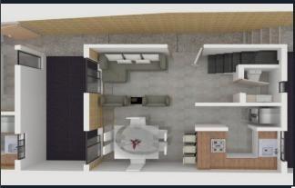 Excelente Casa En Condominio Dalllas C