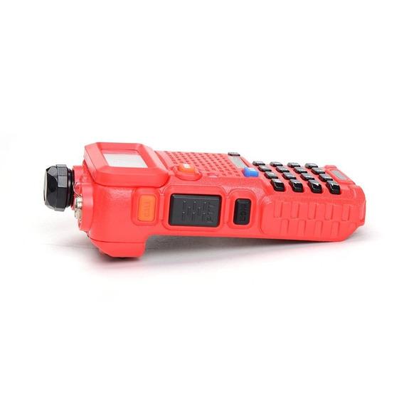 Baofeng Uv-5r Interphone Radio Bidireccional Transceptor De