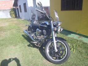 Moto Yamaha Modelo Midnight Star 950 Cilindradas Ano 12/13