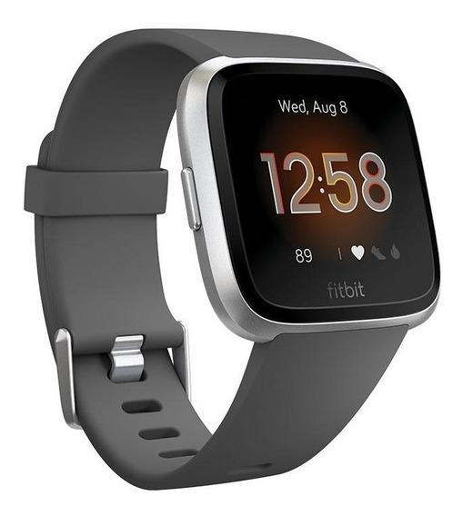 Smartwatch Fitbit Versa Lite Carbón