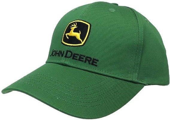 Cachucha John Deere 100% Original Gorra Verde Modelo Lp36625