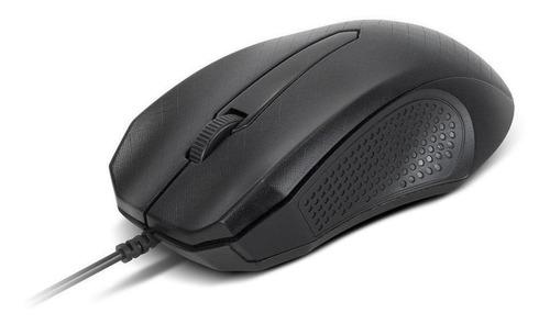Imagen 1 de 2 de Mouse Xtech  XTM-165 negro