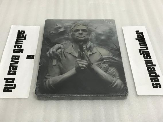 Steelbook The Evil Within 2 - Sem O Jogo
