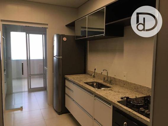 Apartamento Com 3 Dormitórios À Venda, 115 M² Por R$ 750.000 - Jardim Primavera - Vinhedo/sp - Ap1493