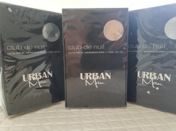 Armaf Club De Nuit Urban 105ml Novo Original Eau De Parfum