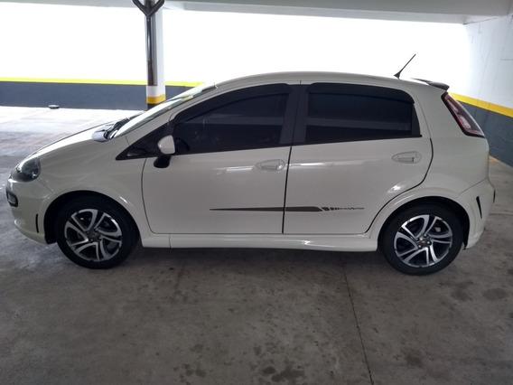 Fiat Punto 1.8 Blackmotion 16v Flex 4p Dualogic