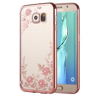 Para Galaxy S6 Edge Estuche Suave Samsung Fjgh