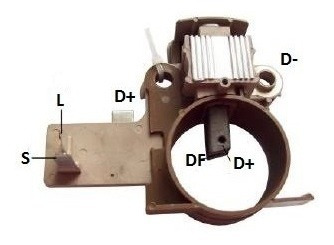 Regulador P/ Hiunday 2.5 12v - L300