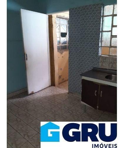 Imagem 1 de 13 de Casa Térrea Para Locação Na Região Central De Guarulhos - Cat867
