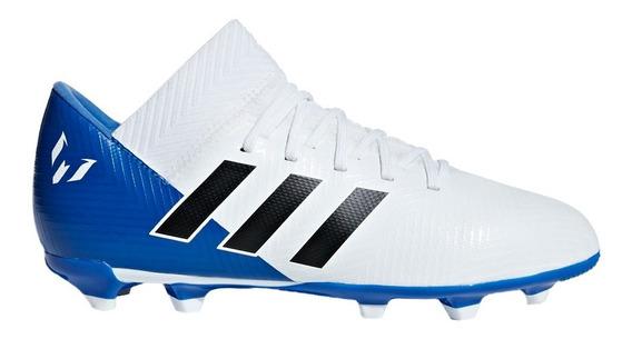 Tenis De Futbol Soccer Nemeziz Messi 18.3 Niño adidas Db2364
