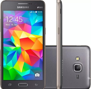 Celular Samsung Galaxy Gran Prime Duos G530h 8gb -preto