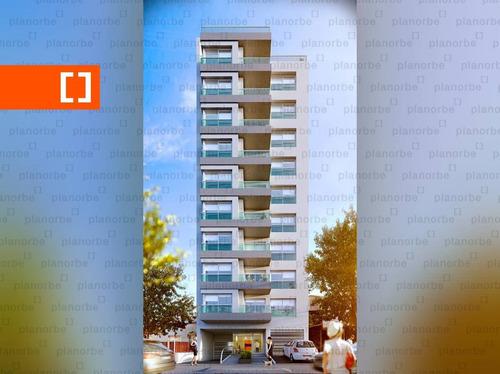 Venta De Apartamento Obra Construcción 1 Dormitorio En Pocitos Nuevo, Maui Unidad 701