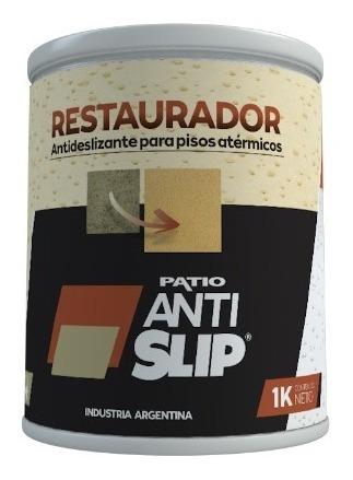 Restaurador Antideslizante Bordes Piscinas Blanco 8m2