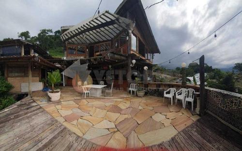 Imagem 1 de 20 de Chácara Com 4 Dormitórios À Venda, 100000 M² Por R$ 2.000.000,00 - Barranco Alto - Caraguatatuba/sp - Ch0004