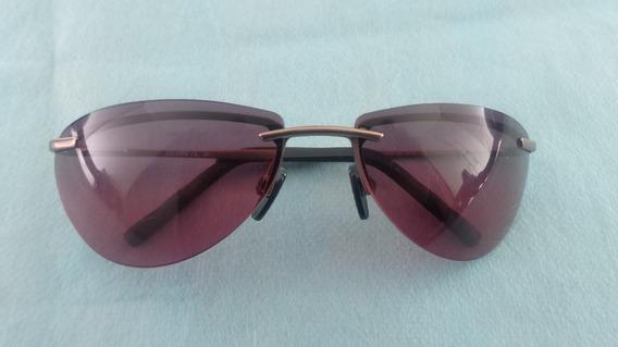 Óculos Sol, Vintage, Top Line, Leve Metal, Lacoste, M-1501
