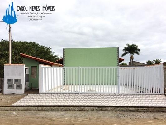 Casas Em Condomínio Fechado Lado Praia - Pouquíssima Entrada - 3450