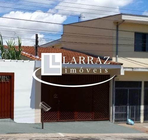 Casa Para Venda E Locação No Tanquinho, 3 Dormitorios, 2 Vaga De Garagem E Quintal Em 125 M2 De Area Total - Ca01522 - 68721442