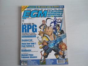 Revista Egm Nº 01 - Excelente Estado - Rara - Frete 10,00