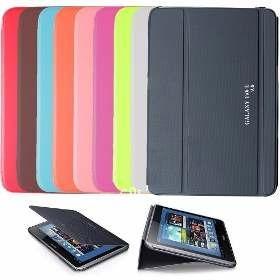 Capa Smart Cover Samsung Galaxy Tab E 9.6 T560 T561 Preta