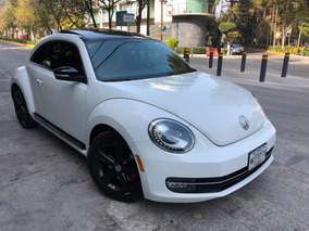 Volkswagen Beetle 2.0 Turbo Dsg Qc At - Nueva Linea