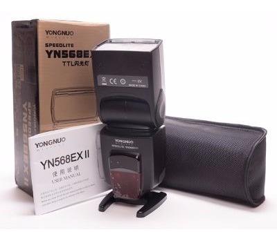Flash Yongnuo Ttl Speedlite Yn-568exii Canon