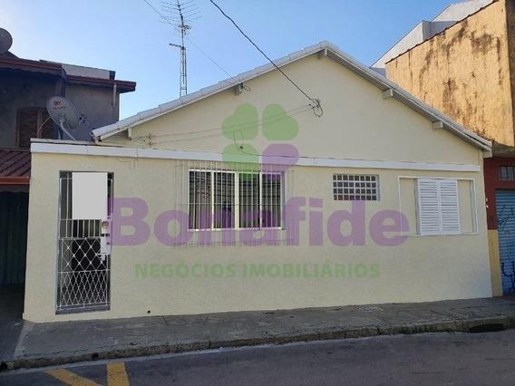 Casa Residencial E Comercial Para Locação, Centro, Jundiaí. - Ca09840 - 68160343