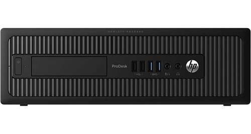 Computador Cpu Hp Prodesk Core I5 4gb 500gb - Novo