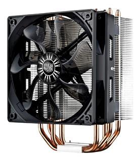 Cooler Master Hyper 212 Evo Intel Amd Heatpipes Cooler 12 Cm