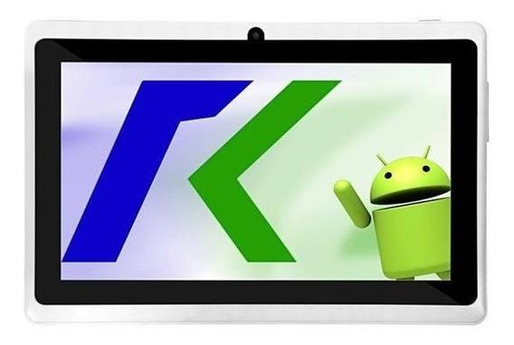 Tablet Keen A78 Wi-fi 8gb Tela De 7.0 2mp/vga Os 4.4.2