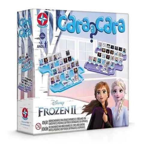 Jogo Cara A Cara Frozen