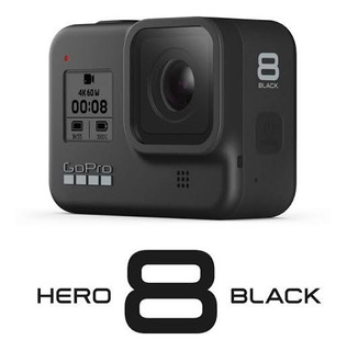 Gopro Hero 8 Black 2019 Entrega Inmediata Stock Disponible!