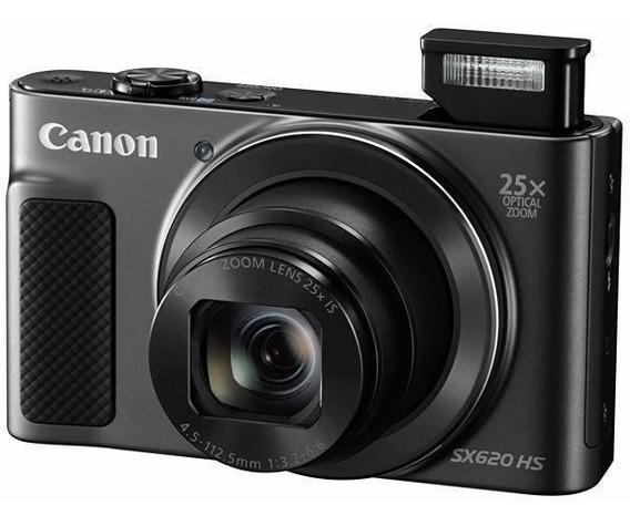 Câmera Canon Sx620hs Wifi/20.2 Megapixel/zoom 25x +32gb S/j
