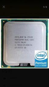 Processador Intel E5400 2.7 Socket 775