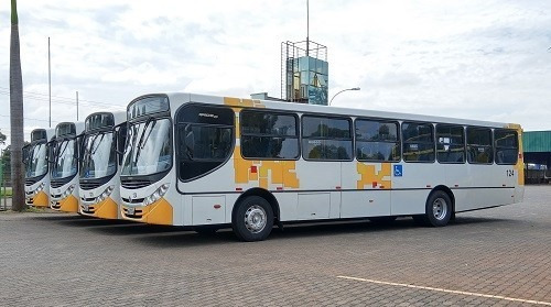 Ônibus Urbano Volkswagen Of 17.230 Ano 2008