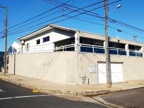 Imagem 1 de 15 de Casa Para Venda Em Presidente Prudente, Jardim Paulista, 4 Dormitórios, 1 Suíte, 4 Banheiros, 5 Vagas - Cb149631_2-547013