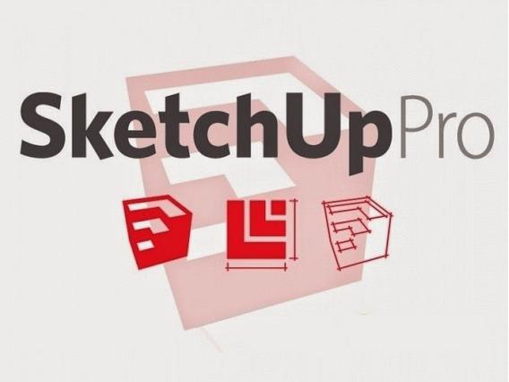 Sketchup Pro 2015 + Vray Em Portbr - 32 E 64 Bit