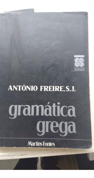 Gramática Grega - Antônio Freire