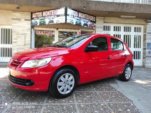 Volkswagen Gol Trend 2012 Pack 1. Gnc De 5ta. Excelente!!!