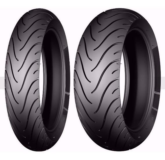 Par Pneu 120/70-17 + 180/55-17 Michelin P Street Hornet Cbr