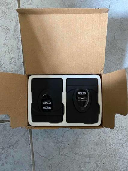 Microfone Boya Ideal Para Cameras