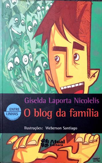 Livro O Blog Da Família