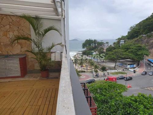 Cobertura-à Venda-leblon-rio De Janeiro - Ldco30018