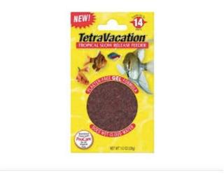 Tetra Vacaciones 14 Días Nutrición Peces En Gel Polypterama