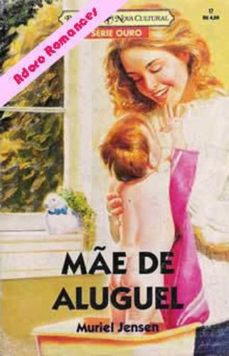 Livro Mãe De Aluguel Muriel Jense