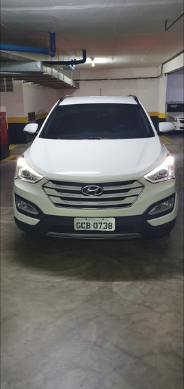 Hyundai Santa Fe 2016 3.3 5l 4wd Aut. 5p