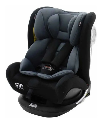 Silla Auto Iso Click Fix Noe Plus 0 A 36 Kg Babyauto Isofix